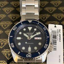 Seiko 5 SRPD 51  Watch - Blue Sports 24 Jewel Automatic