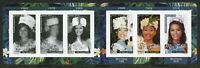 French Polynesia 2019 MNH Miss Tahiti 6v S/A Booklet Cultures Traditions Stamps