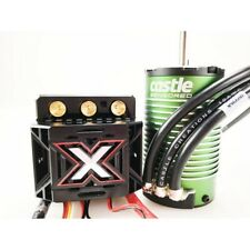 Castle 010-0145-03 1/8 Monster X 25.2V ESC 8A BEC with 1515-2200KV Sensored