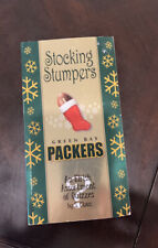New listing Stocking Stumpers Green Bay Packers Trivia Quizzes 2014 Book