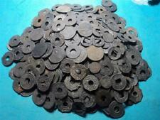 INDONESIA PALEMBANG VOC COLONIAL SULTAN MAHMUD TIN COIN 2000PCS XF+ CONDITION !!