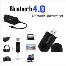 Wireless BT Transmitter Stereo Audio Music Adapter for TV Phone PC Dongle