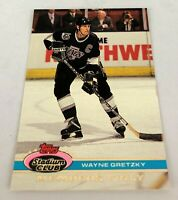 1991 Stadium Club Wayne Gretzky Members Only NM+
