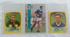 Portsmouth Signed Pro Set Football Card & Panini 1990-91 & 1988 - Hand Signed