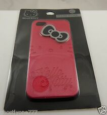 For Iphone 5 phone case Hello Kitty  red i phone 5 bow