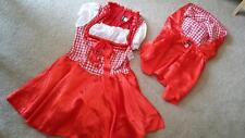 FREDERICK's Sexy Little Red Riding Hood Haloween Costume Women's Sz XL NWT