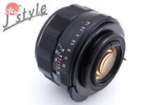 [EXC+++] Asahi Pentax Super Takumar 55mm f/1.8 MF Prime Lens for M42 Mount