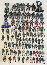Halo Action figures - McFarlane, Halo 3, Reach - Chief, Spartans, Elites, Brutes