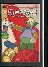 Simpsons Comics Nr. 26    Z. 0-1          GB-1183