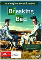 Breaking Bad : Season 2 DVD