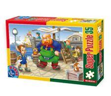 DT60389-PV-01 - * D-Toys - Super Puzzle 35 - Fairytales 1