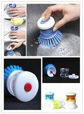 DIUSNew Kitchen Wash Tool Pot Pan Dish Bowl Palm Brush Scrubber Cleaning Cleaner