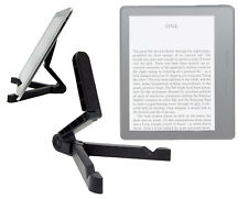 "Adjustable Table Stand / Mount in Black for Amazon Kindle Oasis 6"" & Oasis 2017"