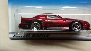 Hot Wheels 2000 #121 Mustang Cobra HW