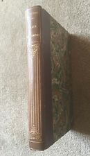 1920 - Theophile Gautier. Emaux Et Camees, avec Eau-Forte Par Jacquemart.
