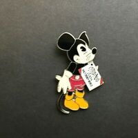 WDW Happy Holidays 2004 Pin Pursuit Mickey Mouse Plush LE 2000 Disney Pin 35267