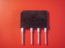 2 Stück  GBJ2510, LT, Brückengleichrichter 25A - 1000V