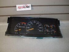 1995 Silverado Sierra 2500 3500 Diesel STD Instrument Cluster Speedometer SN2
