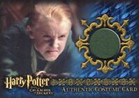 Harry Potter Chamber Secrets Draco Malfoy's Robe Costume Card HP C13 #027/165