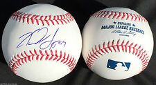 XAVIER SCRUGGS SIGNED OMLB BASEBALL ST LOUIS CARDINALS AUTOGRAPHED PROOF J4