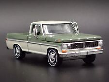 1970 FORD F-100 SHORT BED PICK UP TRUCK 1/64 COLLECTIBLE DIECAST MODEL CAR