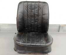 USED ORIGINAL GENUINE PORSCHE 911 PASSENGERS LEATHER RECARO BUCKET SEAT NLA 1973