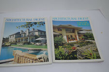 "July & August  2001 ""Architectural Digest"" Magazines"
