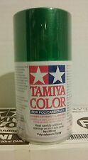 Tamiya Color aerosol PS-17  Metallic green.