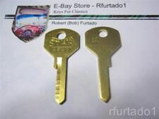Key Blanks For Vintage Ford Lincoln Mercury 1938 to 1948  (1125H)