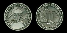 Challenge Coin  - US Army - Special Forces Detachment Berlin Brigade