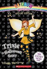 Rainbow Magic Special Edition: Trixie the Halloween Fairy by Daisy Meadows