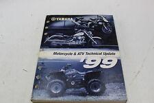Yamaha Motorcycle Atv Technical Update Oem Service Repair Manual Yam1