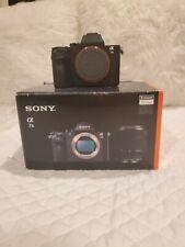 Sony Alpha A7 II 24.3MP Digital Camera - Black (Body Only) plus extras