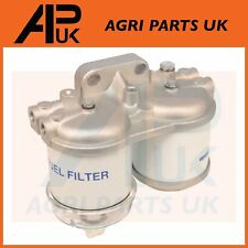 Double Fuel Filter Assembly Ford New Holland Tractor 2610 2810 2910 3610 7610
