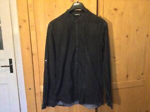 Herren Lagerfeld Denim Shirt Gr. Medium