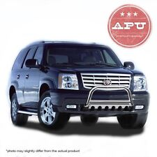 APU 2002-2006 Cadillac Escalade Bull Bar Grill Bumper Brush guard Stainless