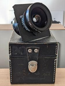 "Fujinon Fuji 90mm f8 NSW Large Format lens Copal 0 4x5"" 5x7"""