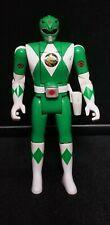 Vtg 1994 Bandai Power Rangers Auto Morphin Green Ranger action figure flip head