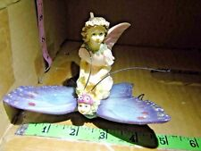 """The Fairy Collection by Dezine """"Butterfly Fairy"""" 5853 Limited Edition #"""