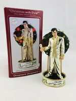 """Christmas with Elvis"" Carlton Heirloom Gold Suit ornament - NO music/lights"