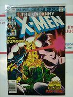 Uncanny X-Men #144, Very Nice MAN-THING Marvel xmen x men 144 1981 April