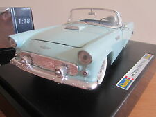 ford thunderbird 1/18 scale .revell .