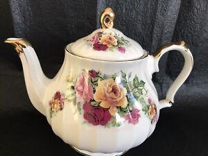 Large vintage Sadler England  Rare Teapot