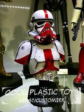 Gentle Giants Star Wars Stormtrooper New Hope Bust 1/6 Custom New