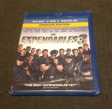 The Expendables 3 [Bluray + DVD + Digital HD] New