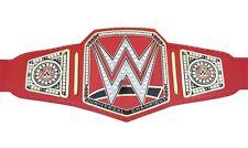 Brand Wwe Universal Championship Wrestling Leather Belt Adult Size Dual Gold