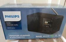 Philips DAB+ Internet Radio TAPR802/12 DAB+ Clock Radio /BLUETOOTH/ SPOTIFY