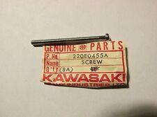 Kawasaki NOS H1 H2 S1 S3 S3 KH F6 F7 KZ KH Tail Light Lens Screw 220E0455A OM3