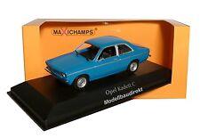 Maxichamps Opel KADETT C 1974 Blue Met. 1 43 940045601