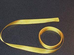 "Nylon Strap 5/8"" Wide MPR/HPR Shock Cords 12 Feet"